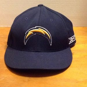 La Chargers fitted cap